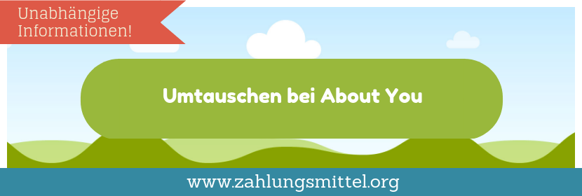 Umtausch bei About You