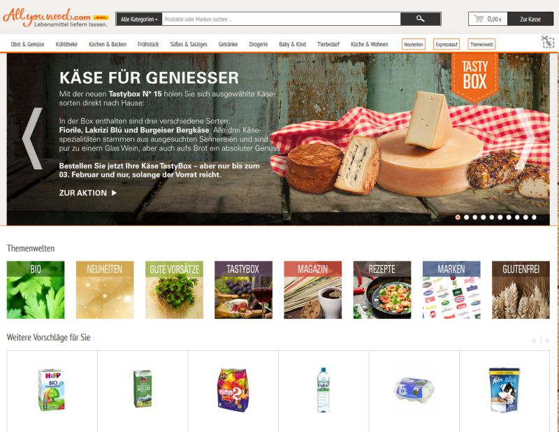 eff594b2728a91 100% sicher bestellen - Lebensmittel auf Rechnung kaufen