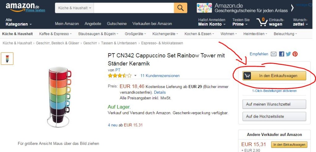 amazon-in-den-warenkorb