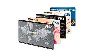 Bei Amazon mit Kreditkarte bezahlen