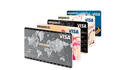 Amazon Visa Karte beantragen