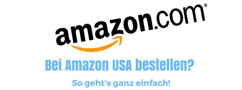 Tipp Bei Amazoncom In Den Usa Amerika Bestellen