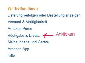 So Geht S Reklamation Von Einkaufen Bei Amazon