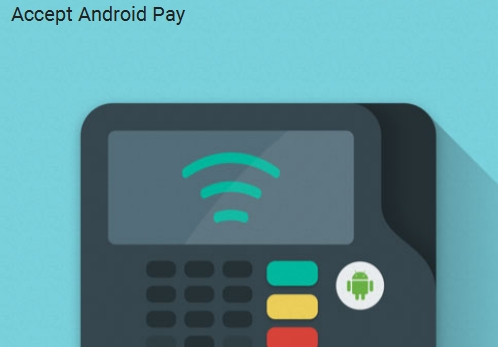 Shops mit Android Pay
