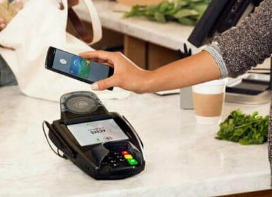 Bezahlen über das Android Gerät