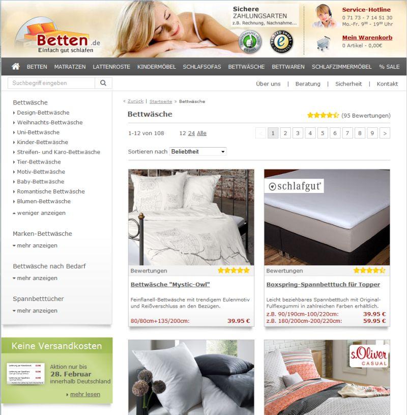 100 Sicher Bestellen Bettwäsche Auf Rechnung Kaufen