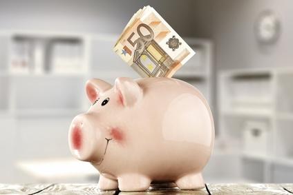 Bargeld auf fremdes Konto einzahlen