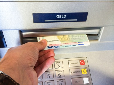 Bargeld ohne EC Karte bekommen