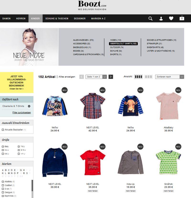 Wo kann man kleider auf rechnung bestellen