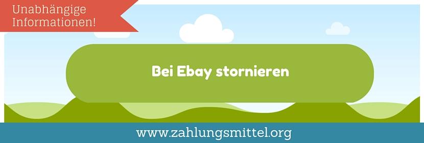 Artikel Stornieren Ebay