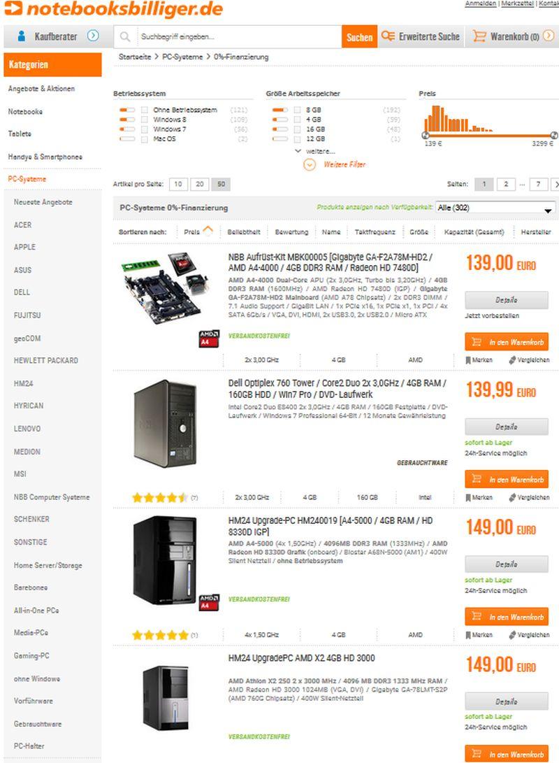 pc auf raten kaufen so klappt 39 s mit der ratenzahlung. Black Bedroom Furniture Sets. Home Design Ideas