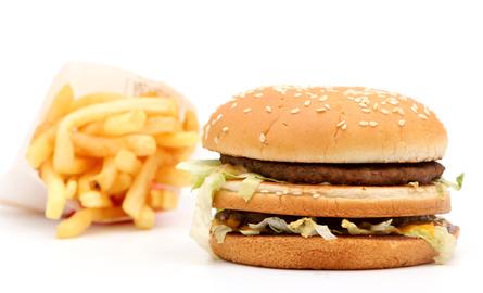 Zahlarten bei Burger King Filialen