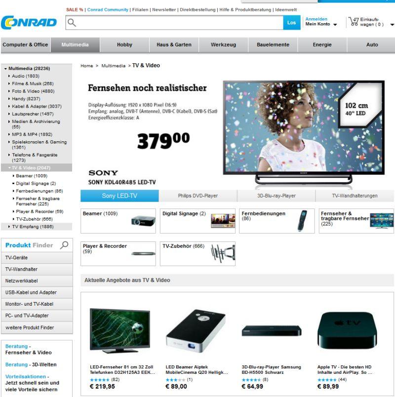 Fernseher Auf Raten Kaufen Shops Die Ratenzahlung Anbieten