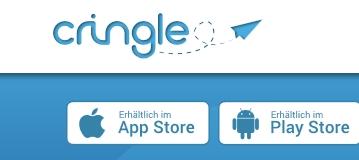 Icons zu den Apps für iOS- und Android-Geraete