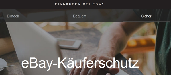 Ebay Käuferschutz