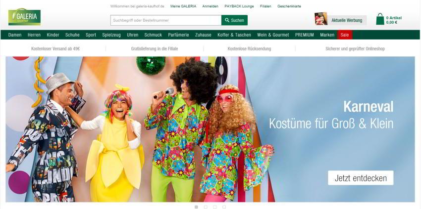 der galeria-kaufhof-onlineshop