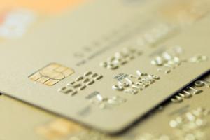 Die goldene Kreditkarte kann ohne Limit sein