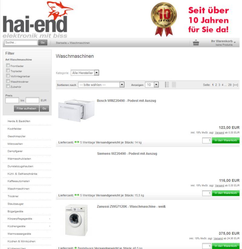 100 Sicher Bestellen Waschmaschinen Auf Rechnung Kaufen
