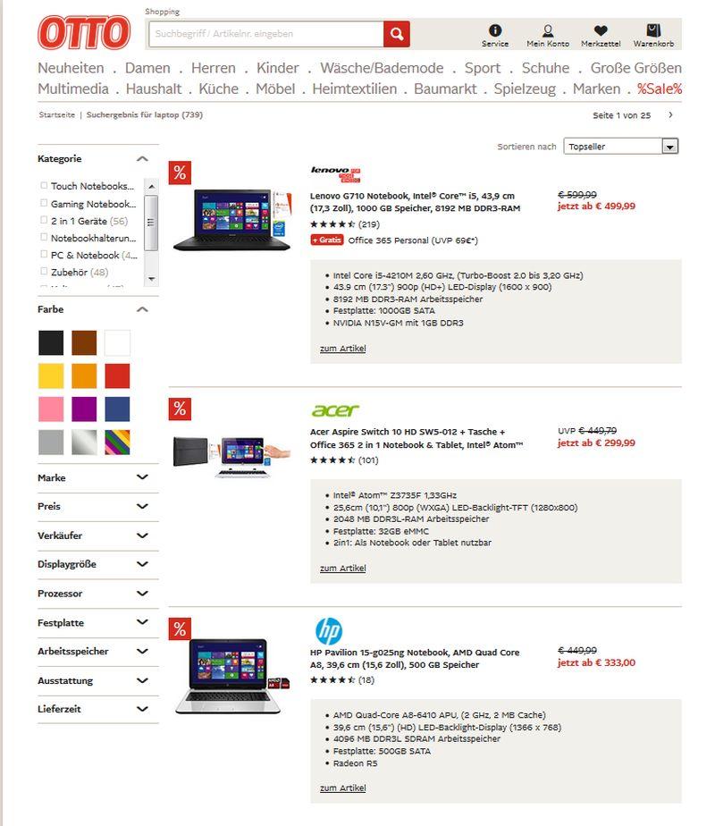 laptops notebooks auf raten kaufen shops mit ratenzahlung. Black Bedroom Furniture Sets. Home Design Ideas