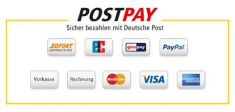 Mit Postpay mobil bezahlen