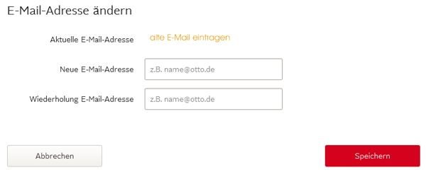 E Mail Adresse Bei Ottode ändern Schritt Für Schritt Erklärt