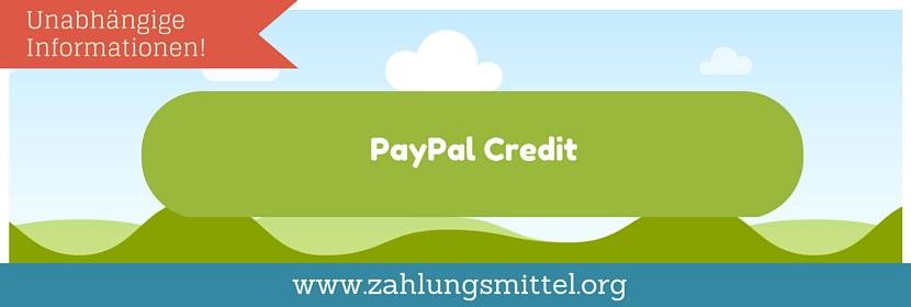 Ratgeber: Was ist PayPal Credit und wie funktioniert die Finanzierung über PayPal?