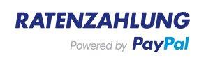 PayPal Ratenzahlung: Das Logo