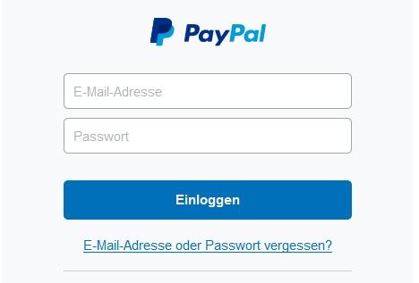 paypal_passwort_vergessen