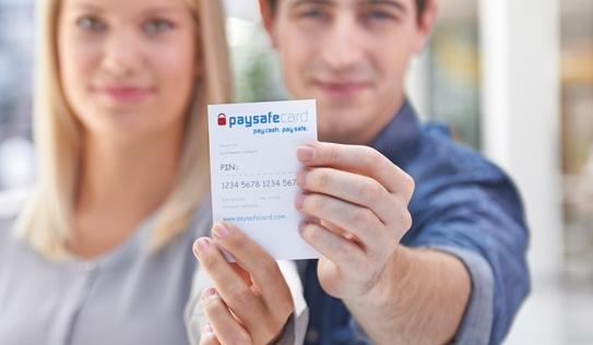paysafe konto aufladen