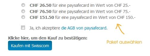 paysafecard sms kaufen