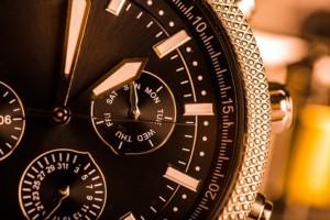 Bild einer Rolex Uhr