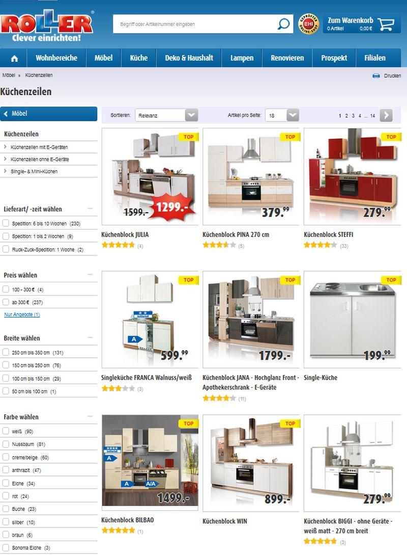 Küchen auf raten kaufen so klappts mit der ratenzahlung