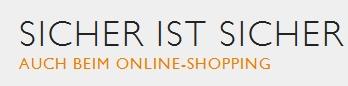 Sicherheit in Online-Shops ist wichtig