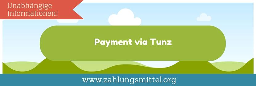 TUNZ.com - Was ist das & wie funktioniert TUNZ?