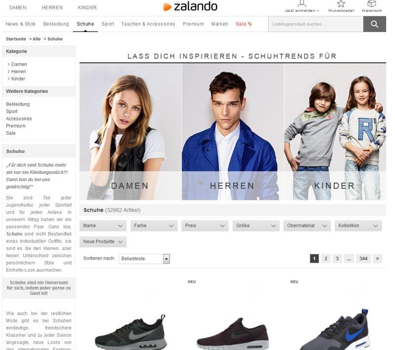 100% sicher bestellen Schuhe auf Rechnung kaufen