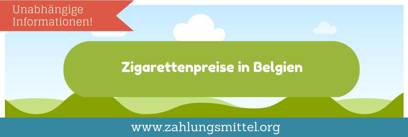 Zigarettenpreise in Belgien